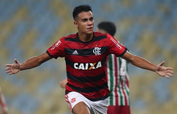 Real Madrid announce the signing of Brazilian talent Reinier