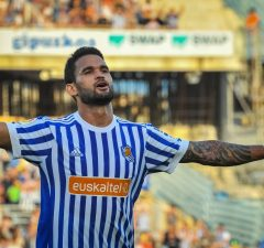 Real Sociedad star Willian Jose could seal Tottenham move in coming days