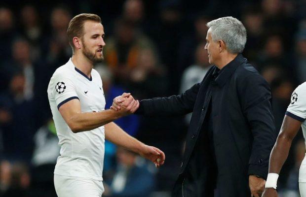 Tottenham boss Jose Mourinho Harry Kane hamstring injury could be serious