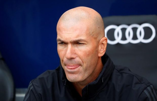 Zinedine Zidane happy with win for Real - as they go top