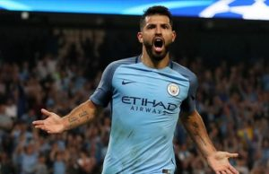 Aguero hailed by City legend