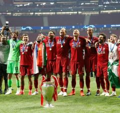Champions League Fixtures Tables, Results & Schedule 201920