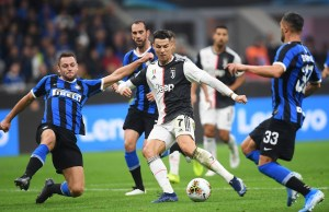 Juventus vs Inter Milan Head To Head Results & Records (H2H)
