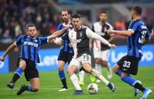 Juventus vs Inter Milan Head To Head Results & Records (H2H)