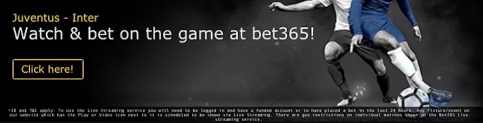 Juventus vs Inter Milan Live Stream, Betting, TV, Preview & News