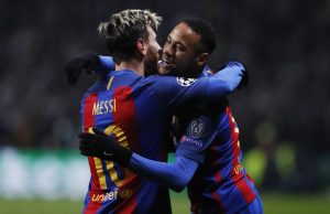 Lionel Messi reveals PSG forward Neymar is 'excited' over Barcelona return