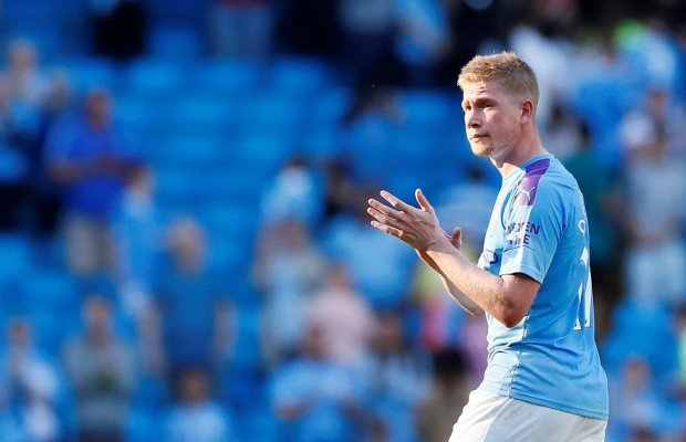 Manchester City Will Be Failures If They Do Not Win Champions League - Kevin De Bruyne