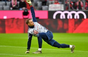 Pep Guardiola Was Serious About Playing Manuel Neuer In Midfield