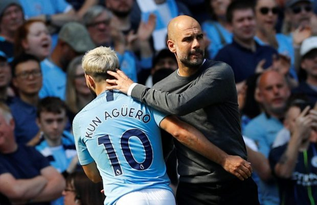 Pep not leaving Manchester City
