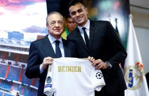 Reinier Jesus Wants To Be Like Kaka At Real Madrid