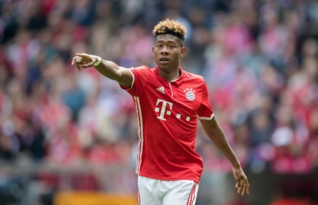 David Alaba reveals possibility of Bayern Munich exit
