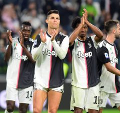 Juventus players agreed on salary cut to help with coronavirus pandemic