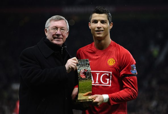 LIVE FROM EARTH-X: Cristiano Ronaldo scores record 800th career goal at Manchester United