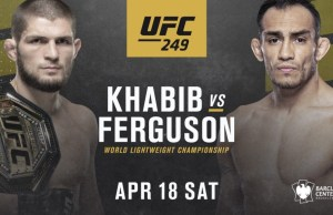 UFC 249 UK Time & TV Channel Khabib Nurmagomedov vs Tony Ferguson On TV Tonight!