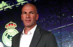 Zinedine Zidane Net Worth