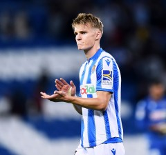 Real Madrid Will Have A Fight On Their Hands Getting Martin Odegaard Back This Summer