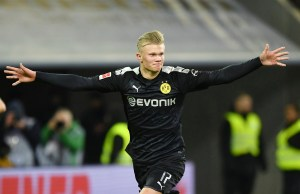 Erling Haaland Wants To Remain At Borussia Dortmund Despite Transfer Rumours