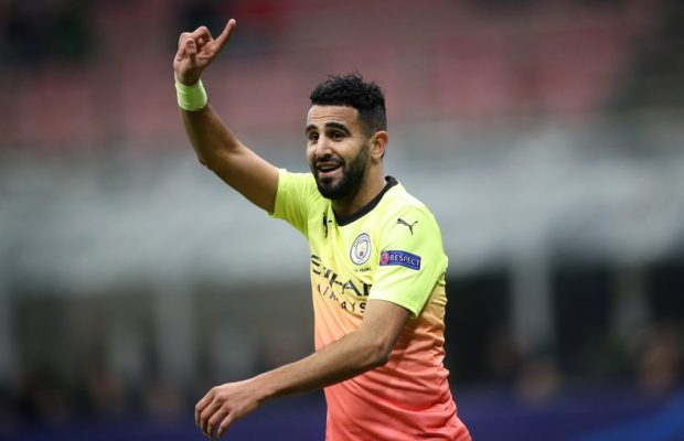 Mahrez opens up on 'initial struggles' at Manchester City