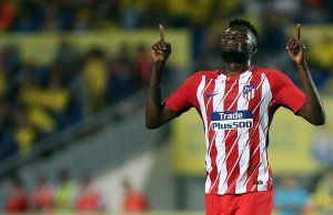 Partey open to all offers and does not Atletico's blessing!