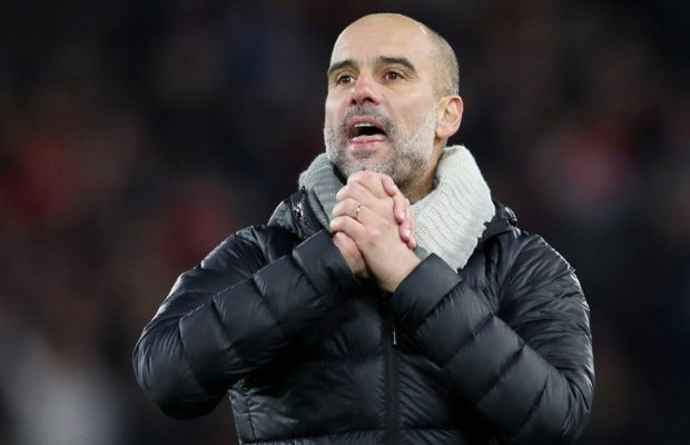 Pep Guardiola says Manchester City are not ready for tight Premier League schedule