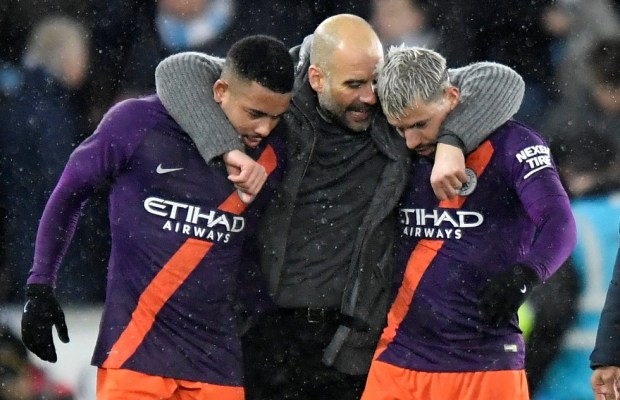 Pep Guardiola's Crazy Plan To Replace Kun Aguero