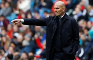 Madrid players can disconnect ahead of Champions League says Zidane