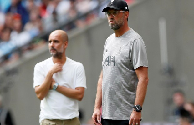 'The football world should be grateful' - Gundogan on Klopp and Guardiola