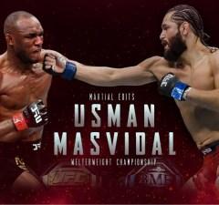 UFC 251 Betting Kamaru Usman vs Jorge Masvidal Betting Odds & Tips