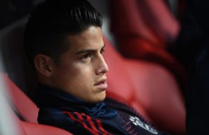 James Rodriguez On His Way To Atletico Madrid For £13.5m
