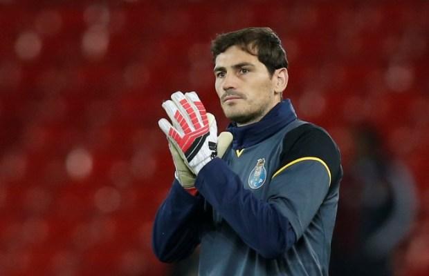 Real Madrid legend Iker Casillas announces his retirement