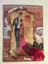 Tanssijat ja ruusu