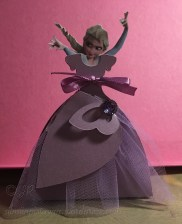Elsa-korttilaatikko
