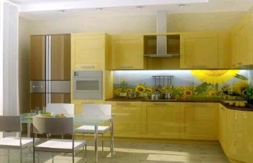 Отделка стен на кухне пластиком: описание работ, цены ...