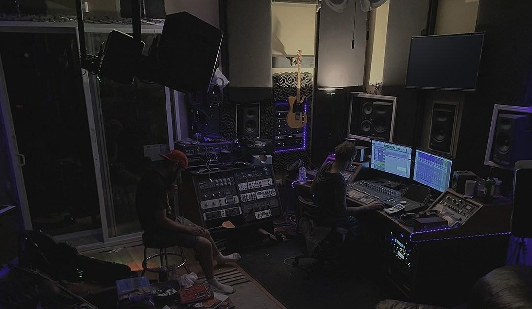 Silo Hits Recording Studio to Track Debut Album