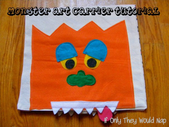 monster art carrier tutorial
