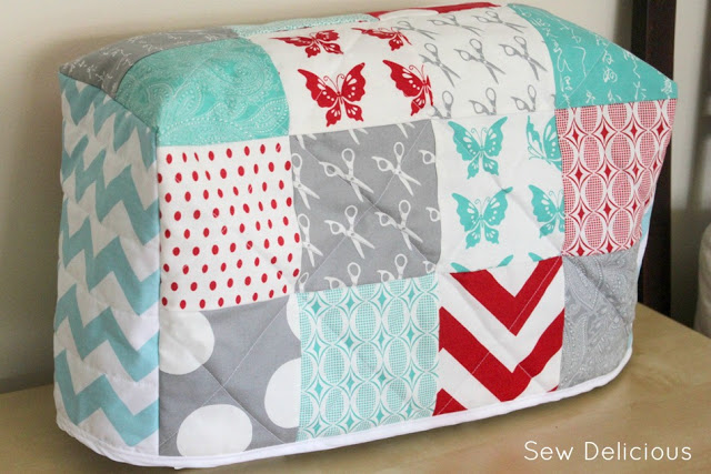 quilted sewing machine cover edit2-1