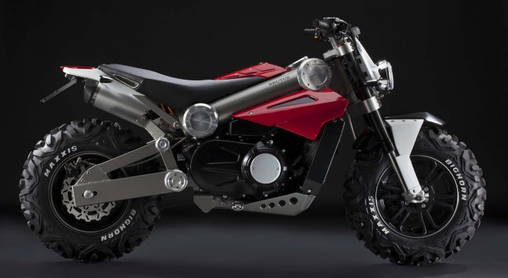 brutus motorcycle 3 740x405 Caterham Brutus 750