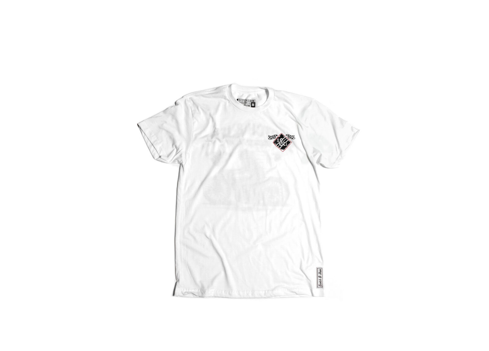 Rad City Tee By Scotch Amp Iron