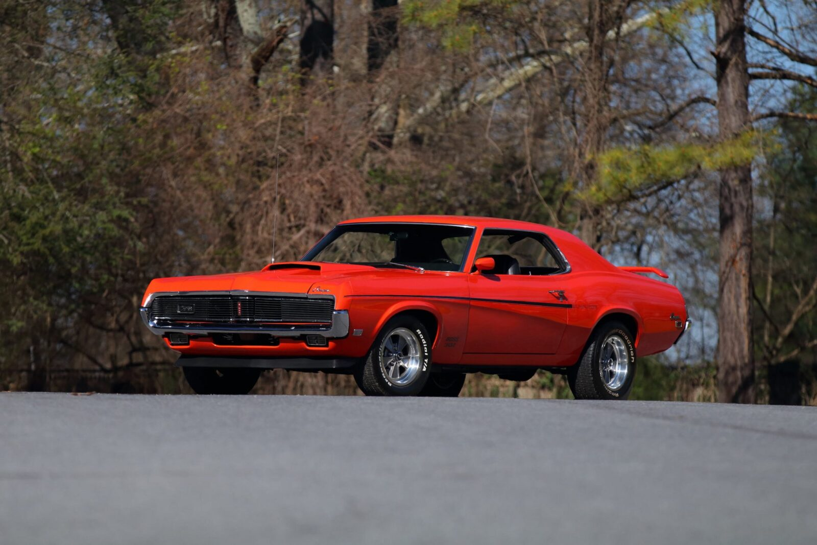1969 Mercury Cougar Boss 302