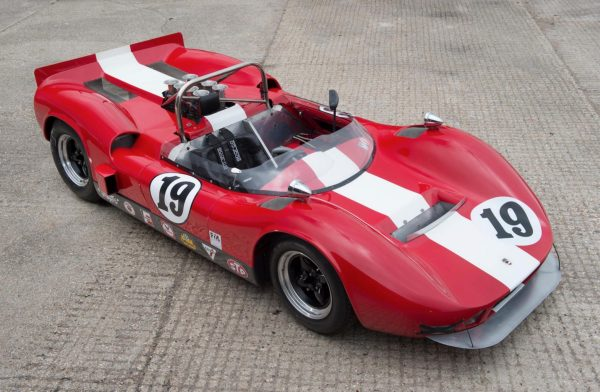 1965 McLaren M1B Group 7 Can-Am Racer