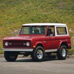 Restomod 1968 Ford Bronco 302 V8