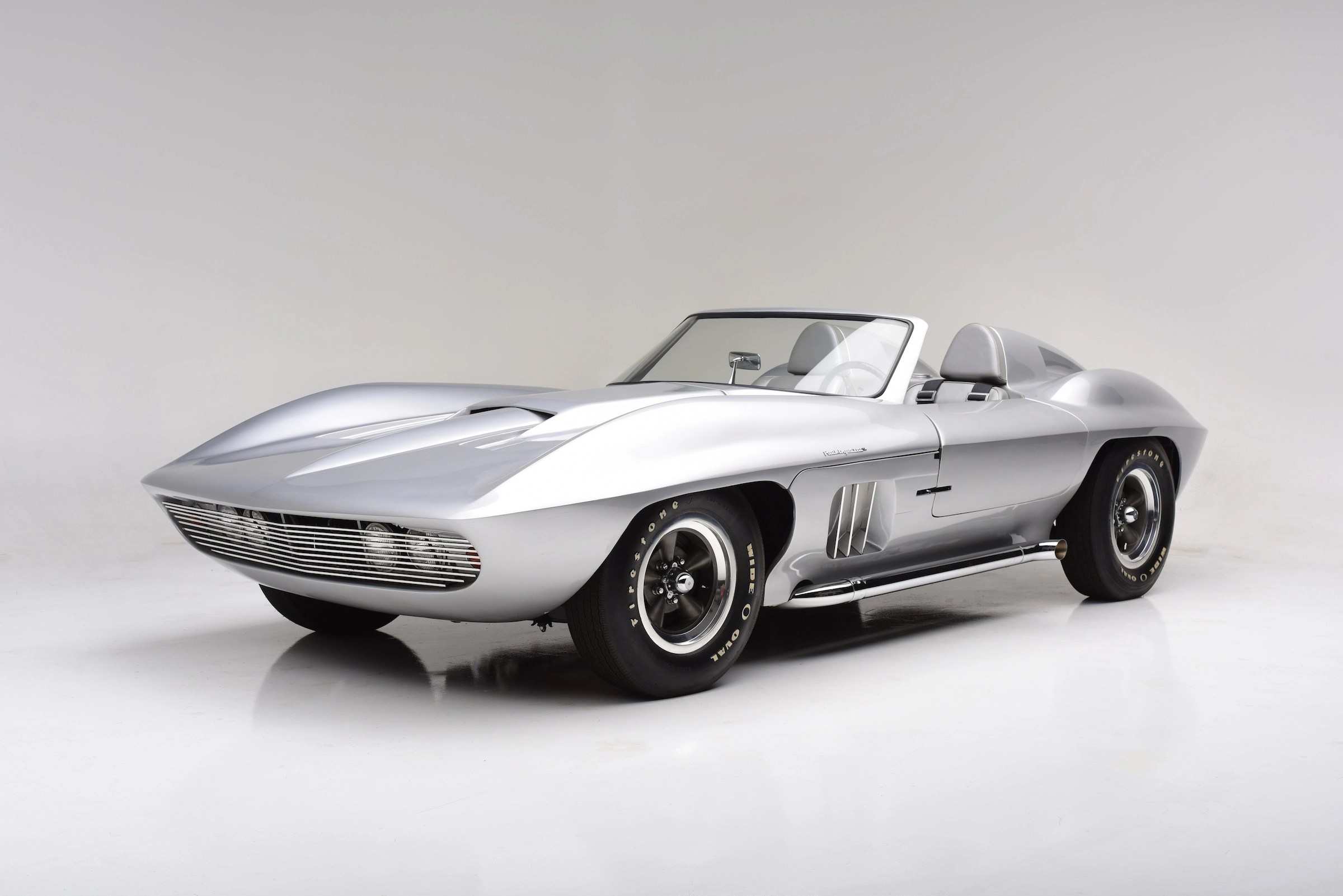 Concept 1953 Corvette Car
