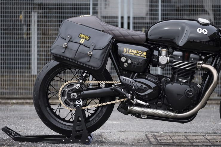 1200 Triumph 2016 Thruxton