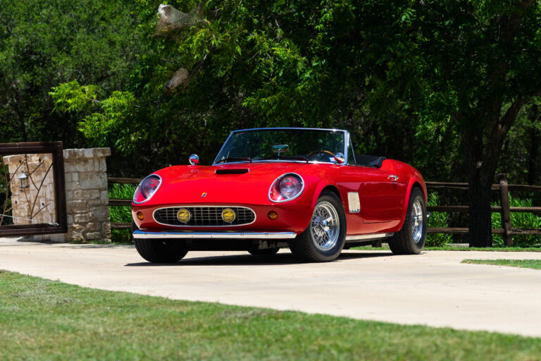 The Car Used In Ferris Bueller S Day Off Is For Sale A