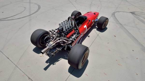 The 425 HP Scarbo SVF1 Prototype Is For Sale