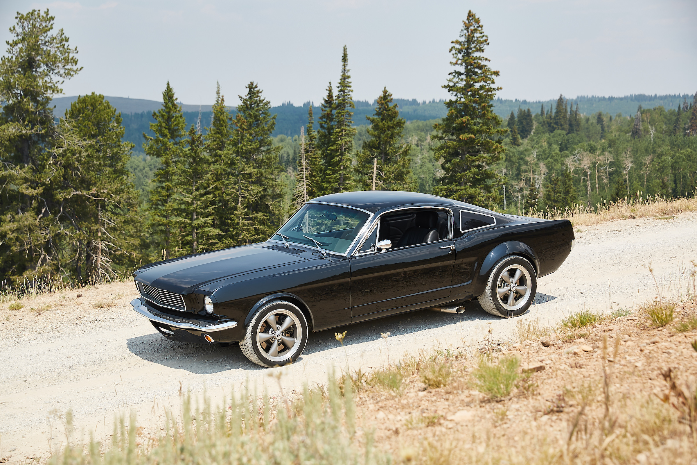 Since 1964, the ford mustang has created a huge gathering of loyal fans. Patrick Dempsey S 420 Hp 1965 Ford Mustang Fastback Is For Sale