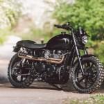 Triumph Bonneville Se Custom By Sinroja Motorcycles The Malle Mile Bike