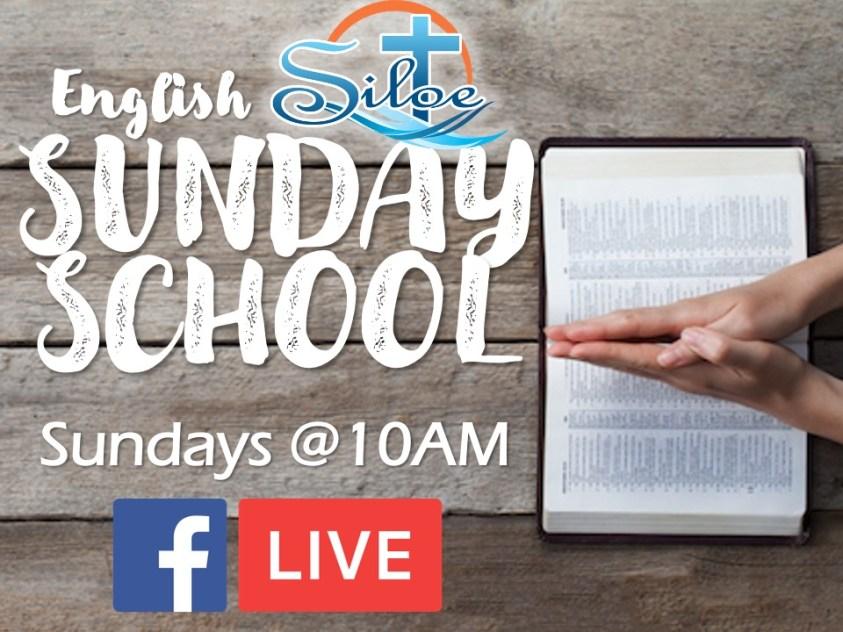 Sunday School Services