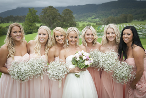 There's no better Berry Wedding Venue than Silos Estate - photo copyright Katie Rivers Photography