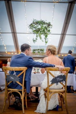 Silos Estate Restaurant - food and wine to complement your wedding day - photo copyright Katie Rivers Photography